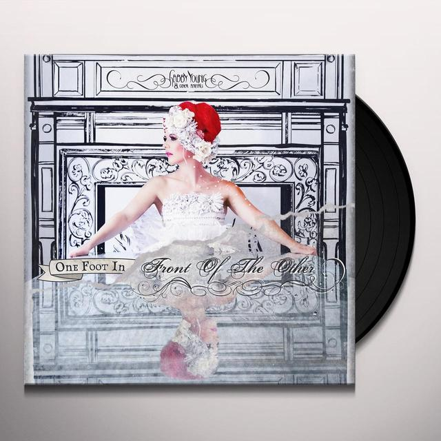 Gabby Young ONE FOOT IN FRONT OF THE OTHER Vinyl Record - UK Release