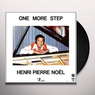 Henri-Pierre Noel ONE MORE STEP Vinyl Record