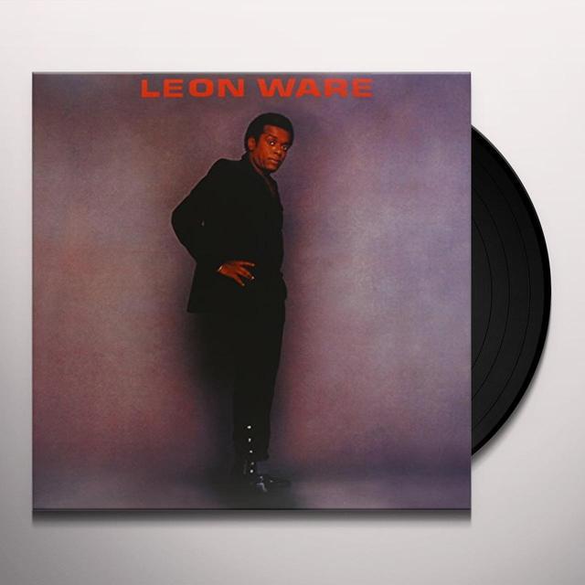 LEON WARE Vinyl Record - Limited Edition