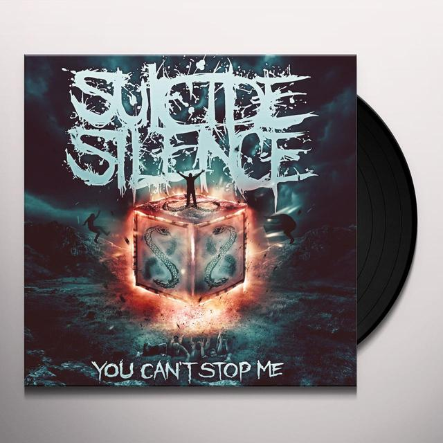 Suicide Silence YOU CAN'T STOP ME Vinyl Record