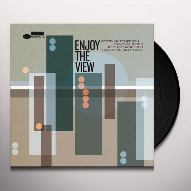 Hutcherson / Sanborn / Defrancesco ENJOY THE VIEW Vinyl Record