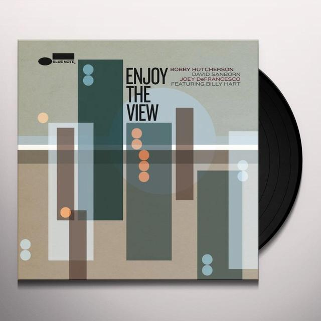 Hutcherson / Sanborn / Defrancesco ENJOY THE VIEW Vinyl Record