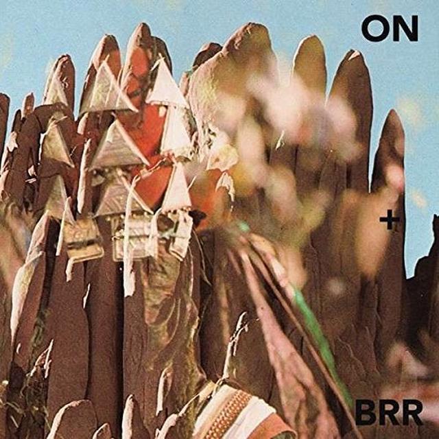 On+Brr IN DE DESERT VERY STRANGE Vinyl Record