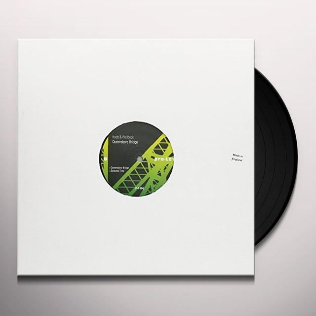 Koett & Wellbeck QUEENSBORO BRIDGE (EP) Vinyl Record