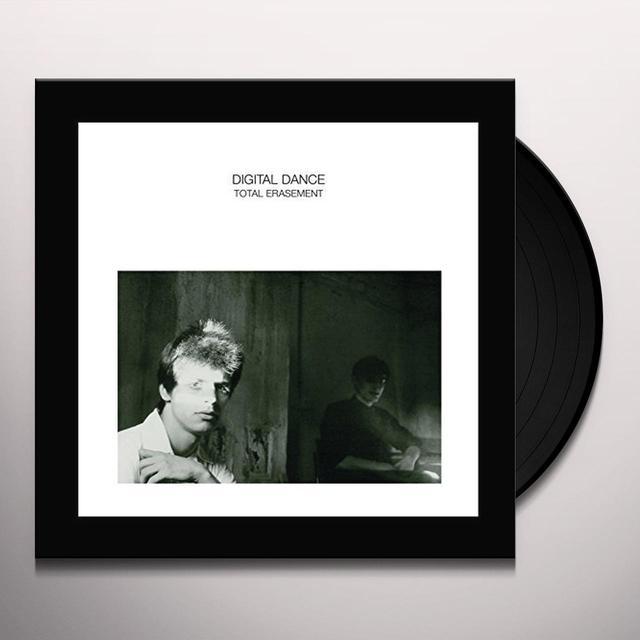 Digital Dance TOTAL ERASEMENT Vinyl Record
