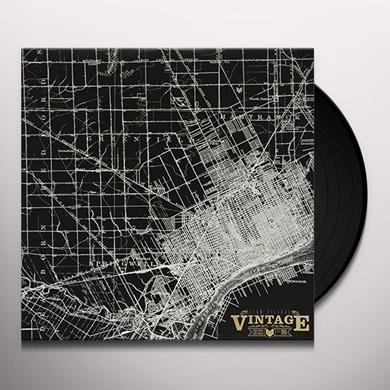 Slum Village VINTAGE EP Vinyl Record