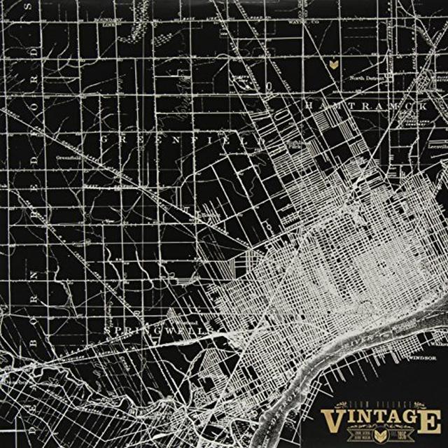 Slum Village VINTAGE EP (EP) Vinyl Record