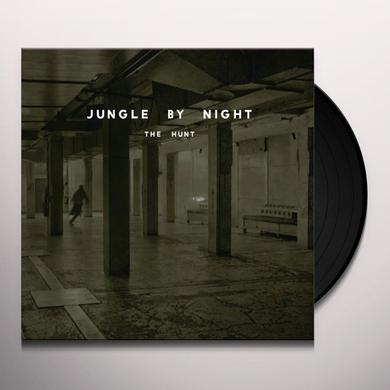 Jungle By Night HUNT Vinyl Record