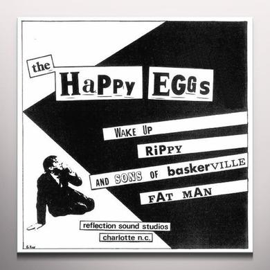 Happy Eggs WAKE UP Vinyl Record