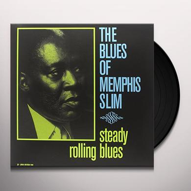STEADY ROLLING BLUES: BLUES OF MEMPHIS SLIM Vinyl Record