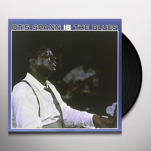 Otis Spann IS THE BLUES Vinyl Record