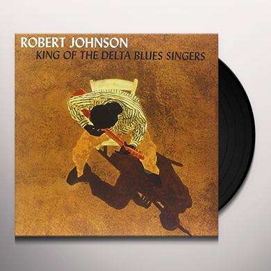 Robert Johnson KING OF THE DELTA BLUES SINGERS 1 & 2 (Vinyl)