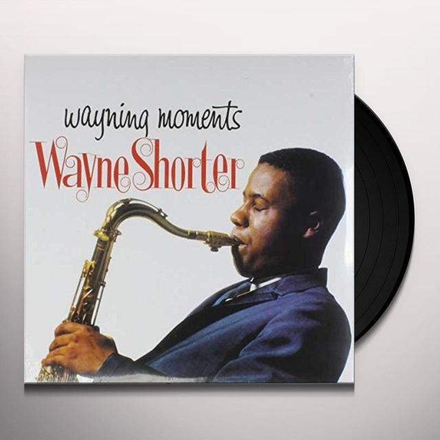 Wayne Shorter WAYNING MOMENTS Vinyl Record