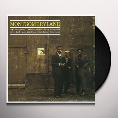 Wes Montgomery MONTGOMERY LAND Vinyl Record