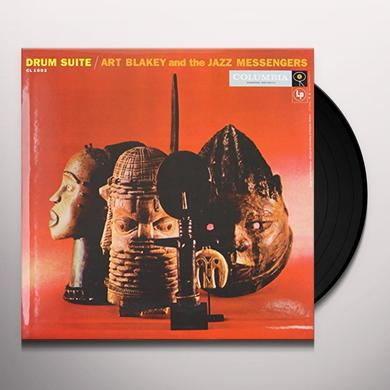 Art Blakey DRUM SUITE Vinyl Record - Limited Edition, 180 Gram Pressing