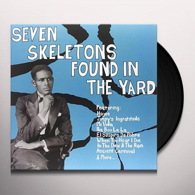 Seven Skeletons Found In The Yard / Various (Ltd) SEVEN SKELETONS FOUND IN THE YARD / VARIOUS Vinyl Record