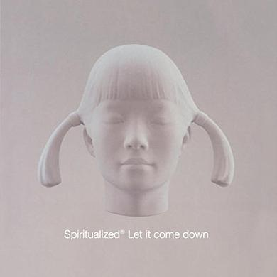 Spiritualized LET IT COME DOWN Vinyl Record