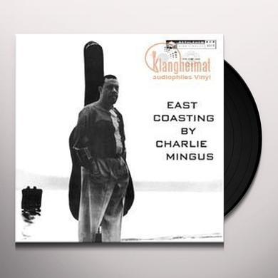 Charlie Mingus Quintet EAST COASTING Vinyl Record - 180 Gram Pressing