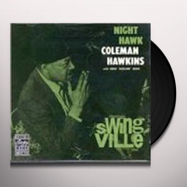 Coleman Hawkins NIGHT HAWK Vinyl Record
