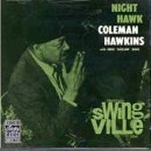 Coleman Hawkins NIGHT HAWK Vinyl Record - Spain Import