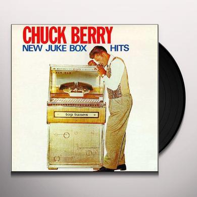 Chuck Berry NEW JUKE BOX HITS Vinyl Record - Spain Import