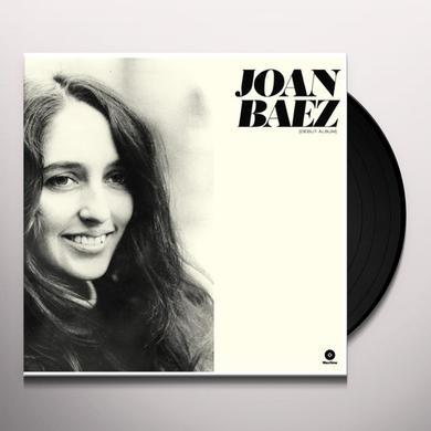 JOAN BAEZ DEBUT ALBUM Vinyl Record - Spain Import
