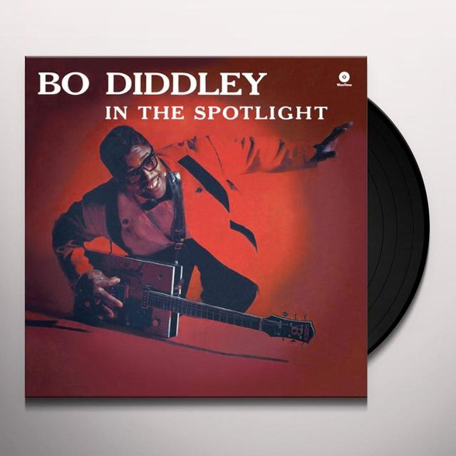 Bo Diddley IN THE SPOTLIGHT Vinyl Record - Spain Release