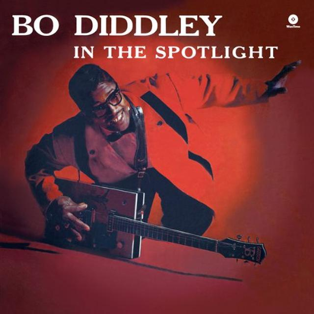 Bo Diddley IN THE SPOTLIGHT Vinyl Record - Spain Import