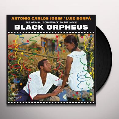Antonio Carlos Jobim BLACK ORPHEUS Vinyl Record - Spain Release