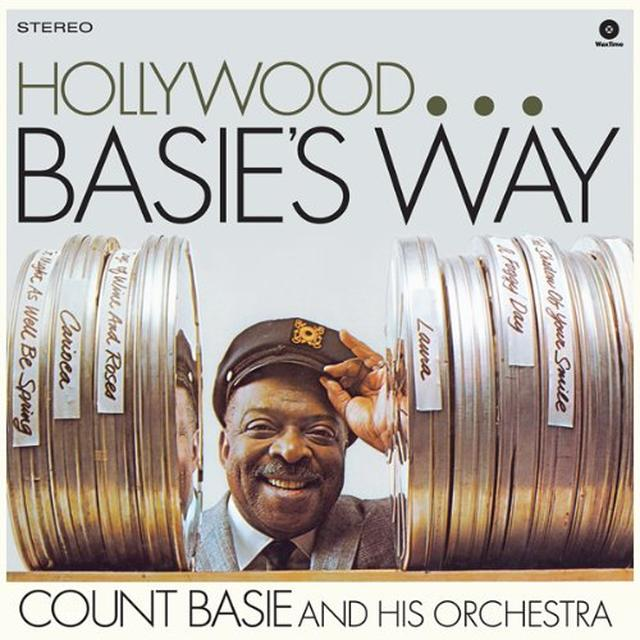 Count Basie HOLLYWOOD BASIE'S WAY Vinyl Record - Spain Import