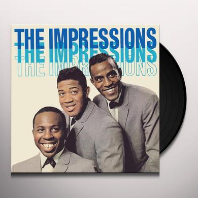 IMPRESSIONS Vinyl Record