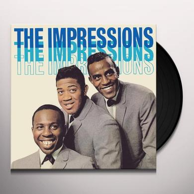 IMPRESSIONS Vinyl Record - Spain Import