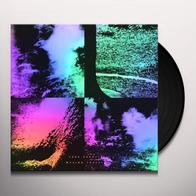Luke Abbott WYSING FOREST Vinyl Record
