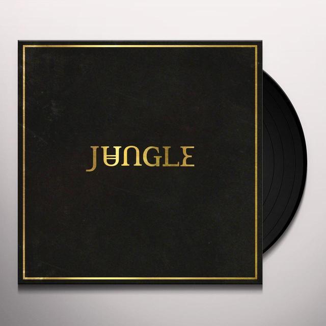 JUNGLE Vinyl Record