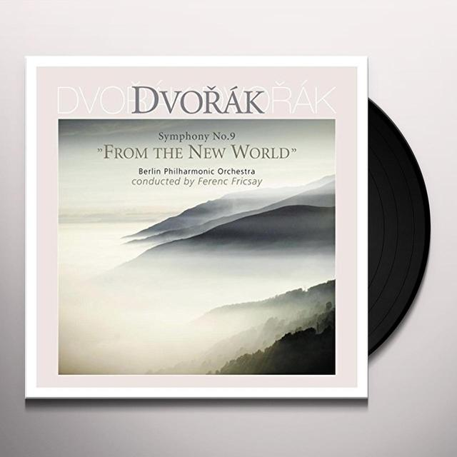 Ferenc Fricsay DVORAK-SYMPHONY NO. 9 FROM THE NEW WORLD Vinyl Record - Holland Import