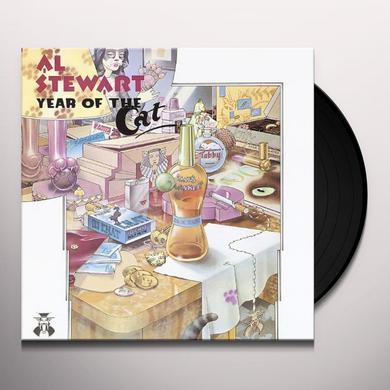 Al Stewart YEAR OF THE CAT Vinyl Record - Spain Import