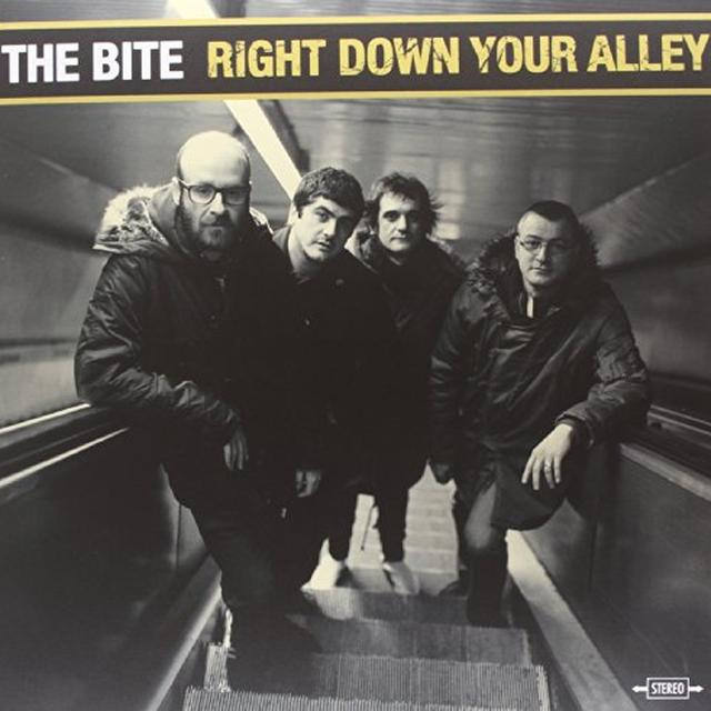 Bite RIGHT DOWN YOUR ALLEY Vinyl Record