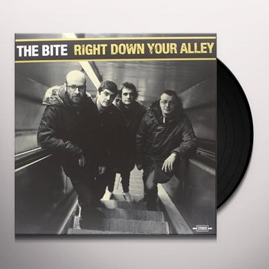 Bite RIGHT DOWN YOUR ALLEY Vinyl Record - Italy Import