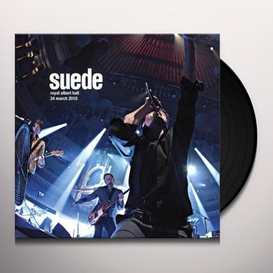 Suede ROYAL ALBERT HALL 24 MARCH 2010 Vinyl Record - UK Import