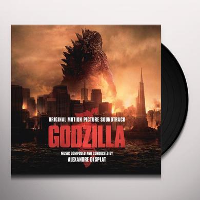 Godzilla (2014) / O.S.T. (Hol) GODZILLA (2014) / O.S.T. Vinyl Record