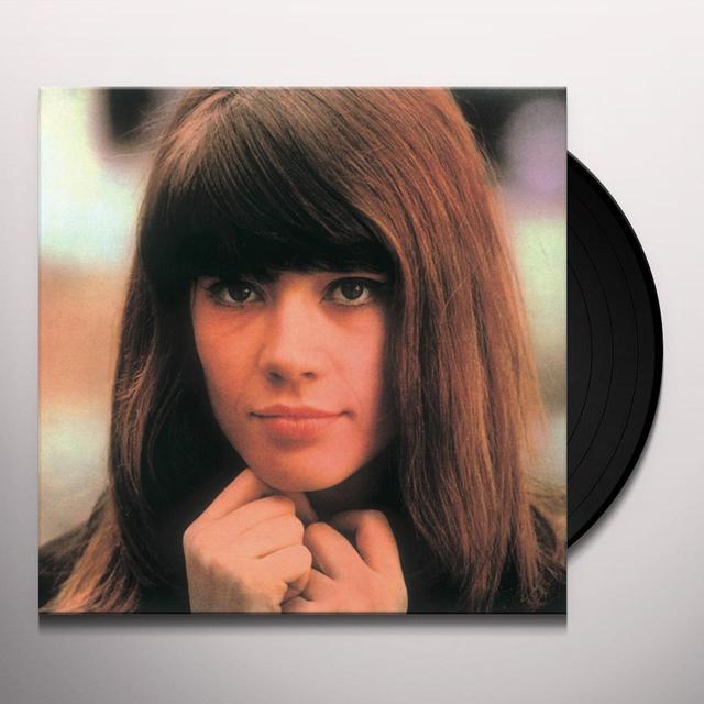 Françoise Hardy CANTA IN ITALIANO Vinyl Record - Italy Release