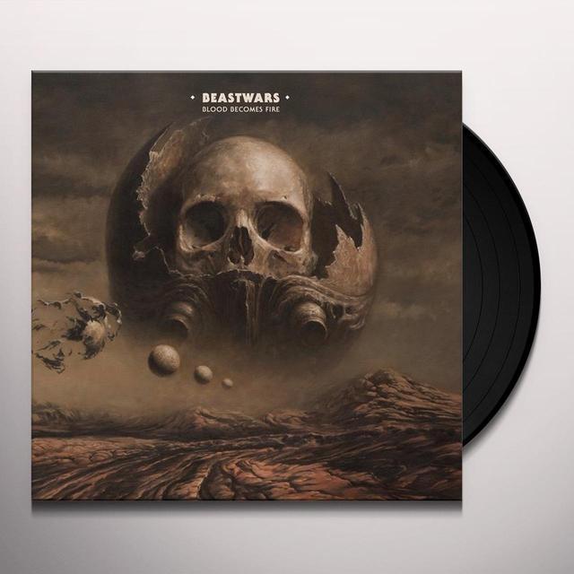 Beastwars BLOOD BECOMES FIRE (Vinyl)