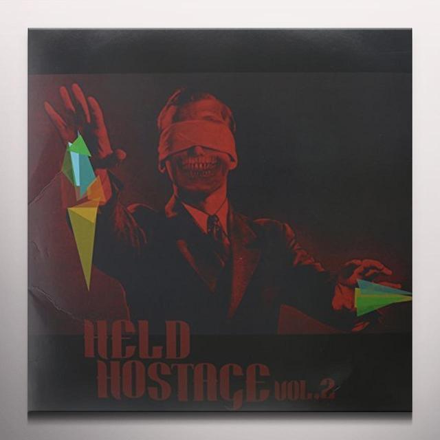 Held Hostage 2 / Various (Blk) (Red) HELD HOSTAGE 2 / VARIOUS Vinyl Record - Black Vinyl, Red Vinyl
