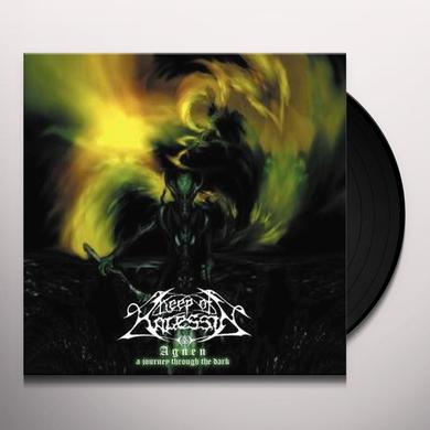 Keep Of Kalessin AGNEN : JOURNEY THROUGH THE DARK Vinyl Record