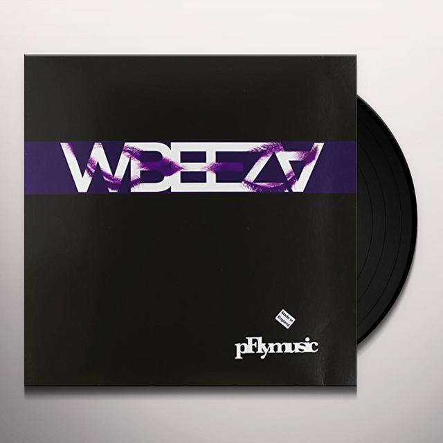 Wbeeza PURPLE Vinyl Record