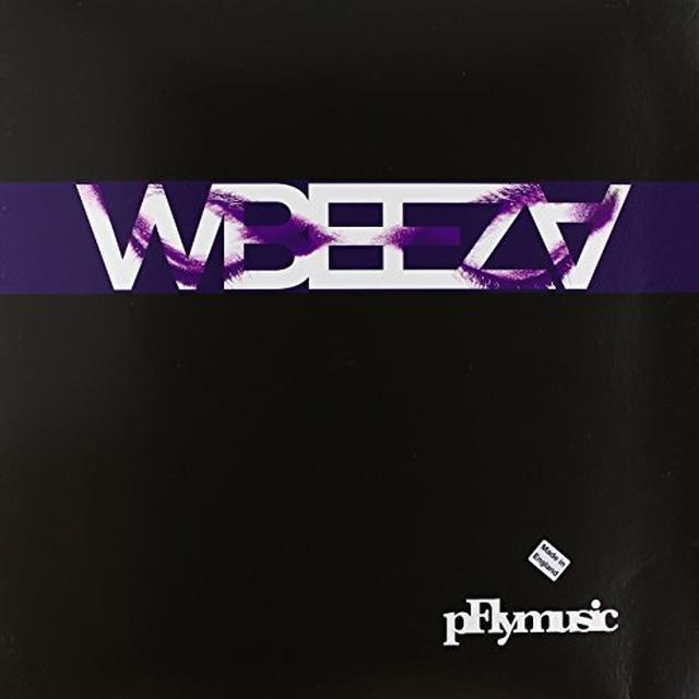 Wbeeza PURPLE (EP) Vinyl Record