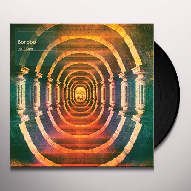 Bonobo TEN TIGERS EP (EP) Vinyl Record
