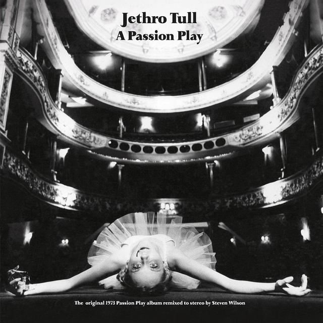 Jethro Tull PASSION PLAY Vinyl Record