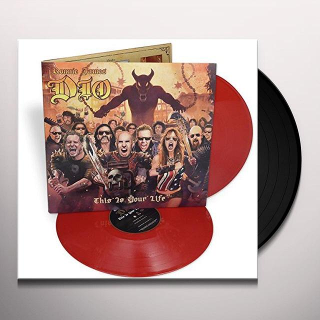 RONNIE JAMES DIO: A TRIBUTE TO - THIS IS YOUR LIFE Vinyl Record