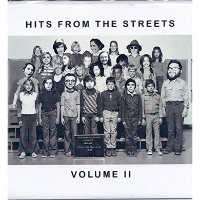 HITS FROM THE STREETS 2 / VARIOUS Vinyl Record